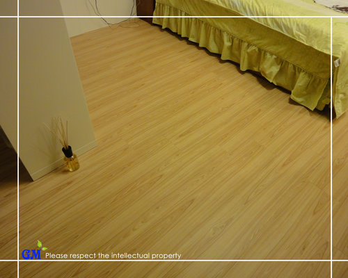 和室--新北市治洺实木地板施工装潢